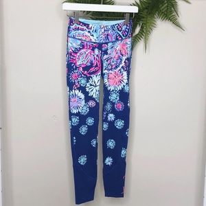 LILLY PULITZER Luxletic Maralyn Weekend Legging XS